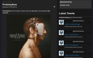 Protomythos In Human Sight - EmergingIndieBands Review