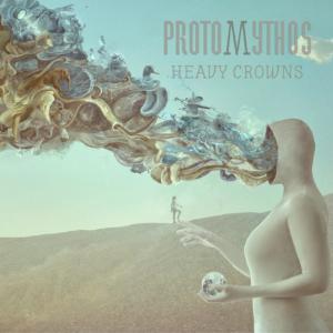 HEAVY CROWNS album cover